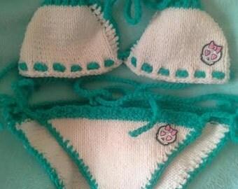 Knitted Bikini