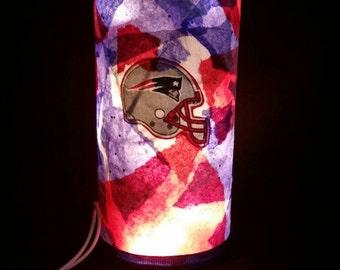 New England Patriots Lamp