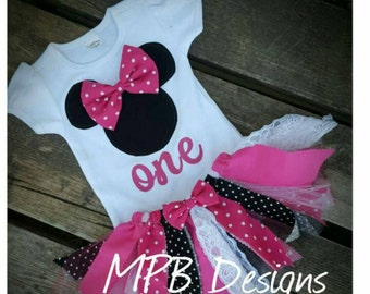 Minnie mouse birthday shirt, cruise, disney vacation, everyday shirt or onesie!