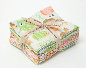 Owls &Co Fat Quarter Bundle by RBD Designs