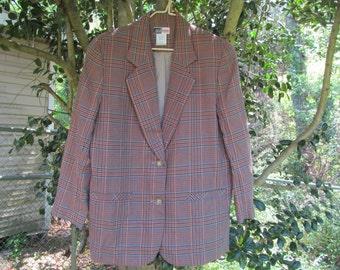 Ladies  Blazer / Jacket  size  10 Petite  Vintage