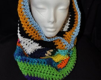 wrap around scarf