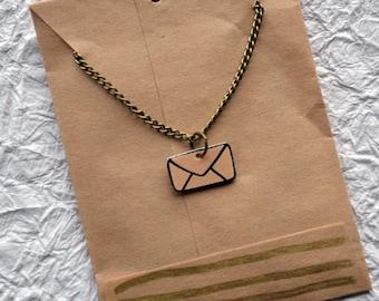Little Love Letter Necklace