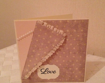 Mother of the bride card ladies birthday card