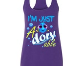I'm Just A-Dory-able Ladies Tank