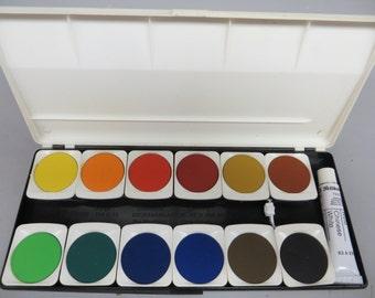 Pelikan Opaque Watercolors