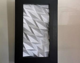 Folded Wall Panel 28 x 17