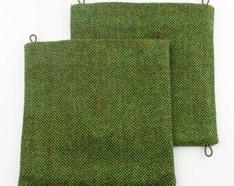 BIG SALE, Removable Pocket for Denim Tote Bag, Set of 2 Pockets, Customizable Tote With Removable Pockets, Casual Denim Tote, Shoulder Bag