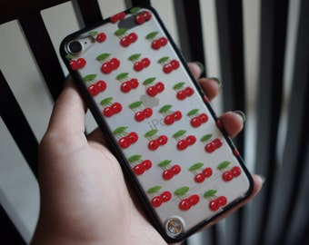 PREORDER cherry iphone/ipod case