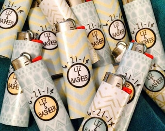 Wedding Lighters (pack of 20)