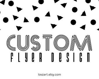 Custom Flyer, Flyer Design, Business Flyer, Flyer Template, Event Flyer, Flyer, Business Flyer Template, Custom Flyer