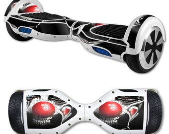 Skin Decal Wrap for Self Balancing Scooter Hoverboard unicycle Evil Clown