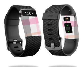 Skin Decal Wrap for Fitbit Blaze, Charge, Charge HR, Surge Watch cover sticker Plaid