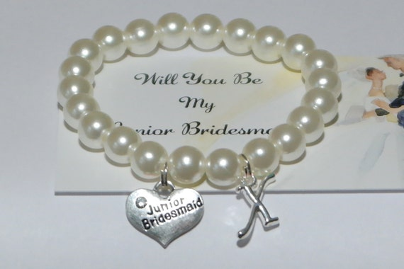 junior bridesmaid - jr bridesmaid gifts - bridesmaid proposal - ask jr ...