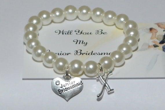 Wedding Gifts For Junior Bridesmaid : junior bridesmaid - jr bridesmaid gifts - bridesmaid proposal - ask jr ...