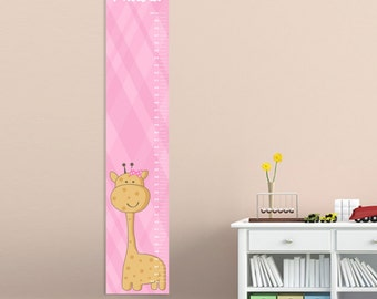 Height Chart - Growth Chart - Baby Height Chart -  Personalized Growth Chart - Baby Decor