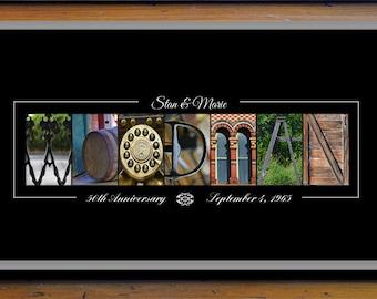 50th Anniversary Gift Ideas - 50th Wedding Anniversary Ideas - 50 Wedding Anniversary - 50th Anniversary Gift - 50th Anniversary Ideas