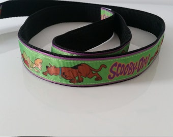 Scooby Doo Dog collar and leash