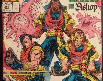 Uncanny X-Men #282 (1991) Comic Book
