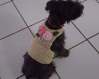 Dog Harness and Leash for Small dogs/ Harness Cover for Big Dogs