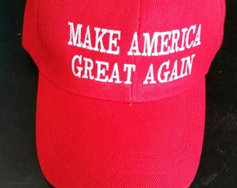 Trump Hat - Make America Great Again -  Customizable