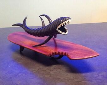 Horn' Sea Monster