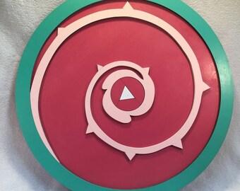 """17"""" Steven Universe Shield Replica"""