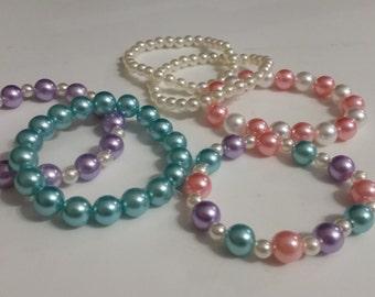 Mermaid Pearl bracelets