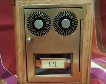 Post Office Box Door Bank