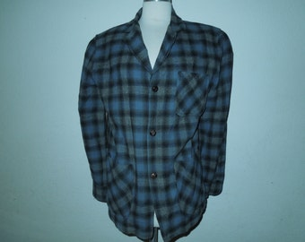 Vintage Pendleton Wool Jacket Coat Size S