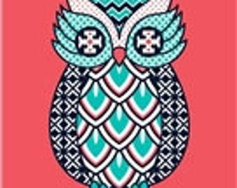 Southern Couture - T-Shirt- Adult - Owl
