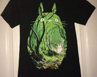 X-Small My Neighbor Totoro Tee