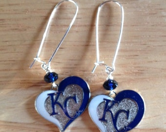 Kansas City Royals Earrings