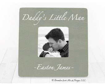Dad Gift Dad Frame Daddy Gift Daddy Frame, Fathers day gift for Daddy from son, Father and Son Frame, Gift for dad from son