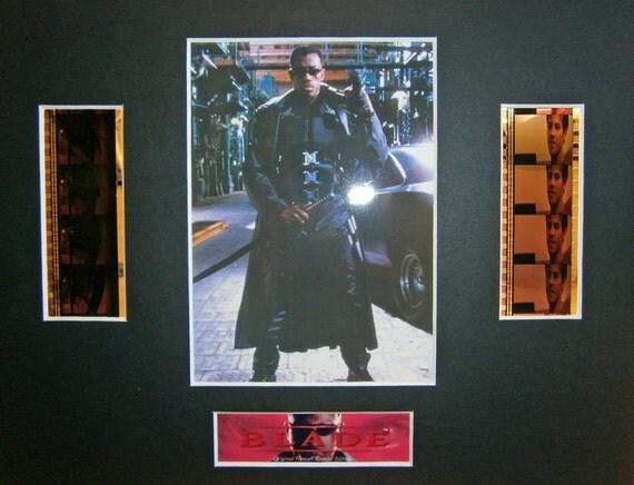 Blade Wesley Snipes Stephen Dorff Kris Kristofferson unframed 35mm film cells