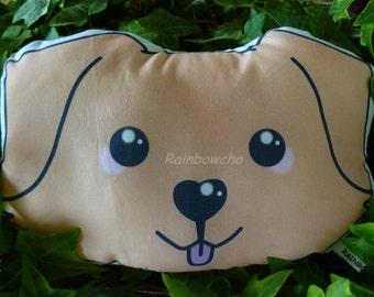 Decorative cushion / plush Golden retriever
