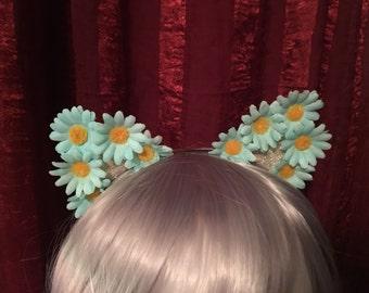Daisy Sequin Kitty Ears