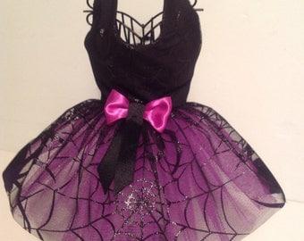 Halloween spider dresses
