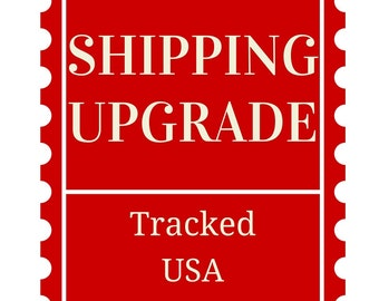 Tracked Shipping to USA