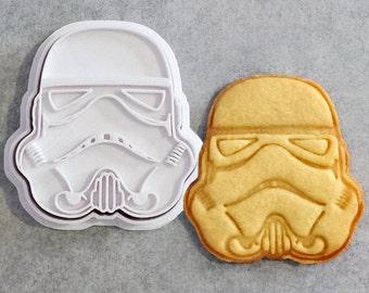 Stormtrooper Star Wars Cookie Cutter