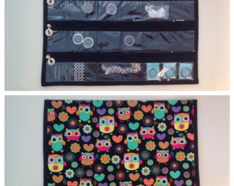 Locket bags - 15 pockets - Perfect for transporting your Origami Owl lockets or misc. jewelry