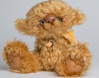 Butterscotch - 11.5in Mohair Artist Bear