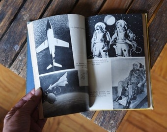 Vintage Going To Space by Arthur Clark Book - 1954