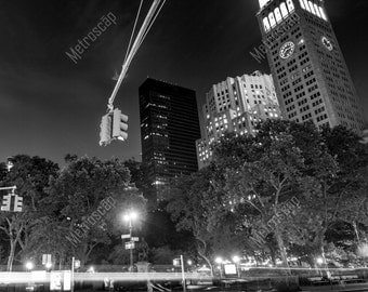 Black and White, New York City Photography, Fifth Avenue, Fine Art Photography, NYC Pictures, Brooklyn