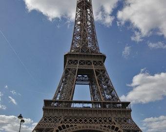 Paris Eiffel Tower Daytime (Full-shot)  (30x40)