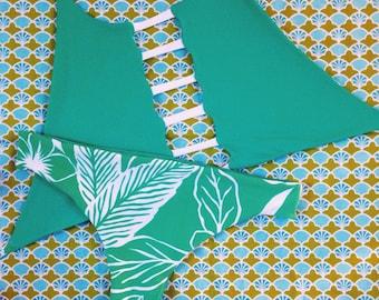 Mara Reversible Strappy Halter Bikini Top