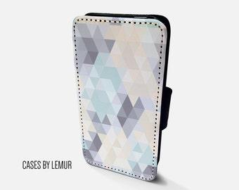 GEOMETRIC Case For Samsung Galaxy S7 Edge Wallet Case For Samsung Galaxy S7 Edge Leather Case For Samsung Galaxy S7 Edge Leather Wallet