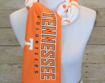 University of Tennessee Volunteers Scarf, Game Day, Accessories, Go Vols