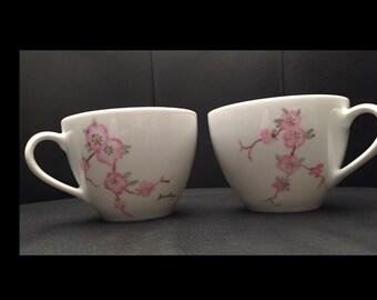 Porcelain Painting (flowers)