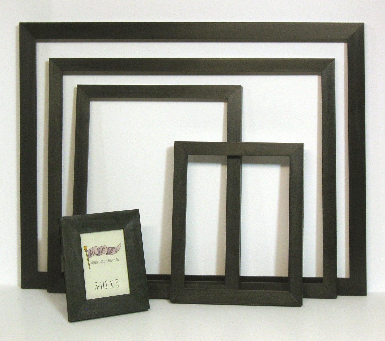 Poster frame black 24 x 36